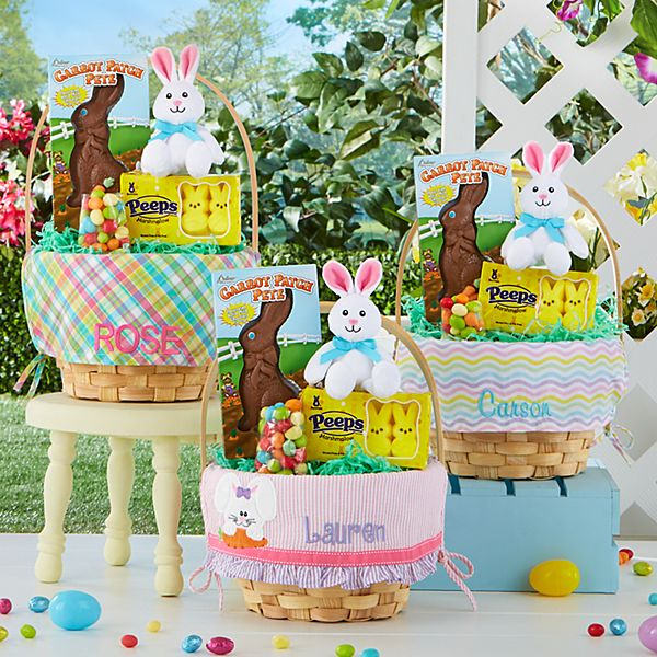 "10"" Create Your Own Easter Basket"