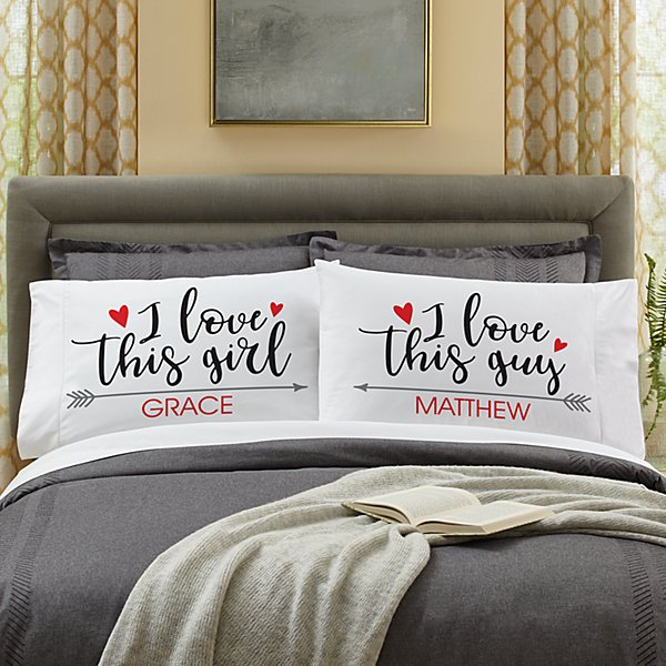 You Have My Heart Pillowcase Set
