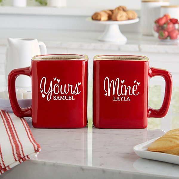 Yours & Mine Mug Set