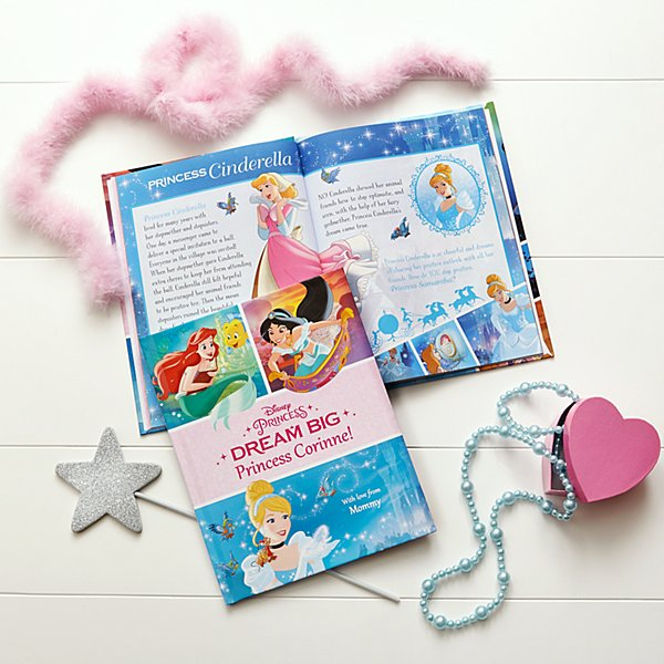 Disney Princess Dream Big Book