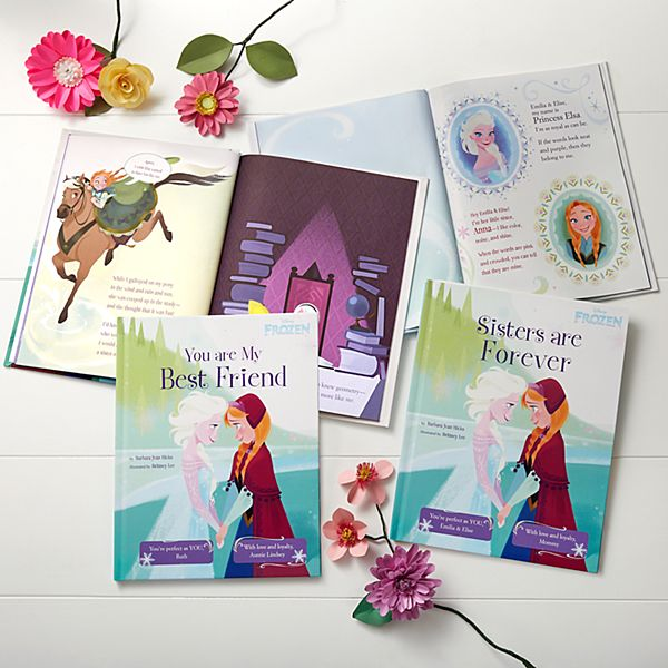 Disney's Frozen You Are My Best Friend Book