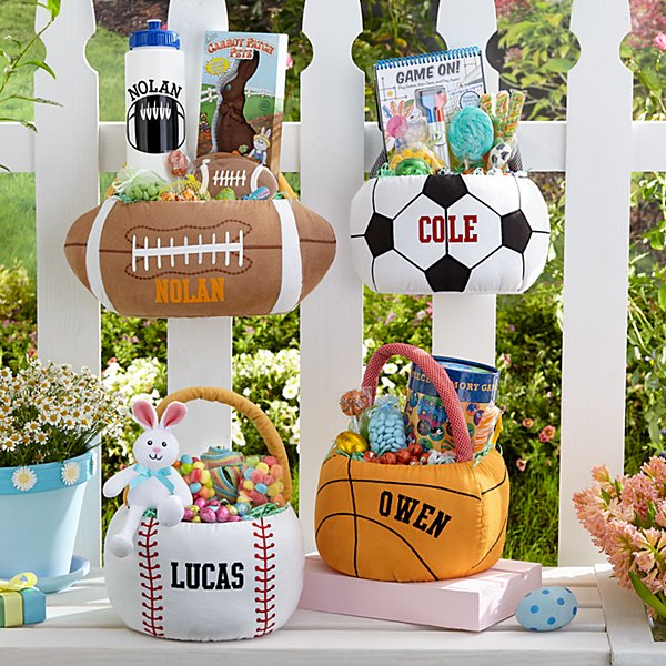 All-Star Sports Easter Basket