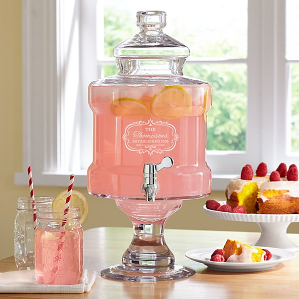 Party Time! Beverage Dispenser