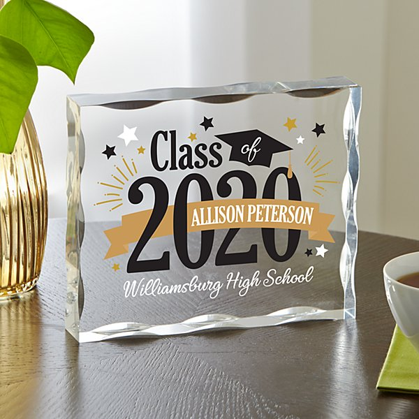 All Star Grad Acrylic Block