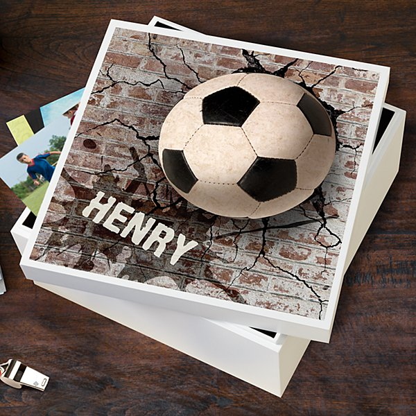 Sports Galore Keepsake Box