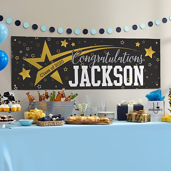Stand Out Star! Graduation Banner