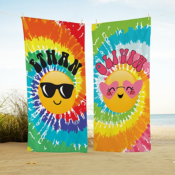 Summer Forever Beach Towel