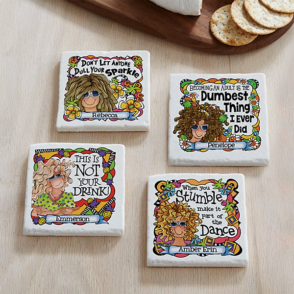 Wonderful Wacky Coasters by Suzy Toronto