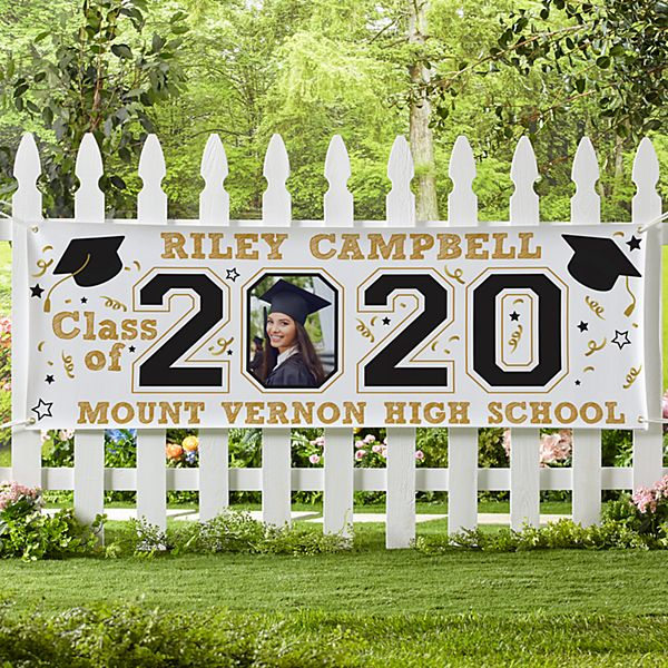 Year Of The Graduate Photo Banner