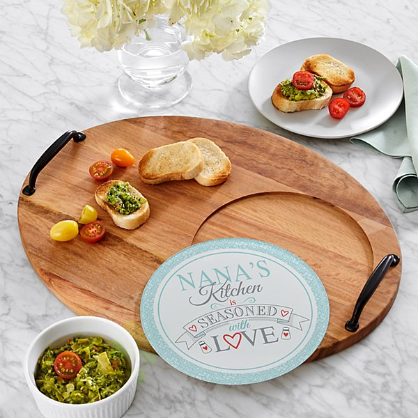 Seasoned with Love Entertaining Trivet Set