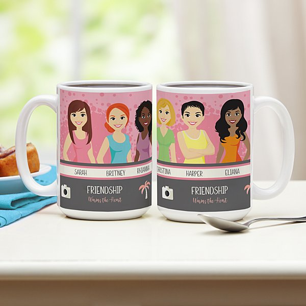 Besties Mug