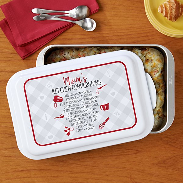 Her Kitchen Conversions Baking Pan