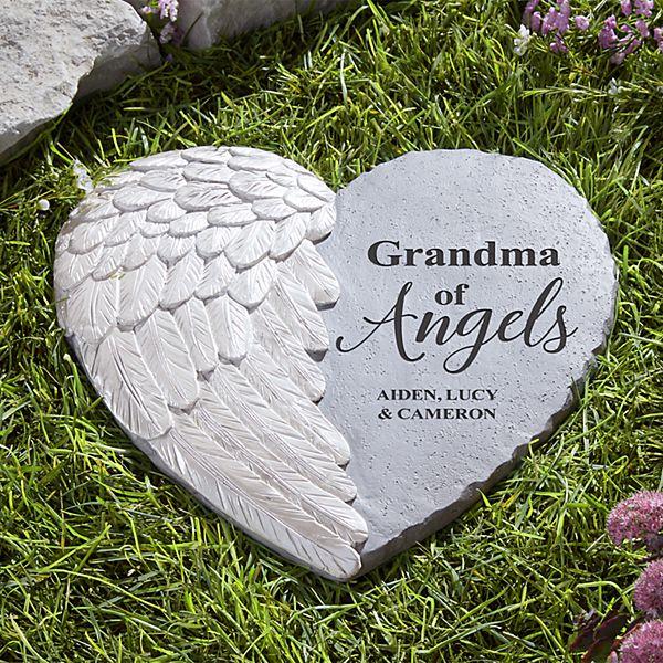 My Angel Stepping Stone
