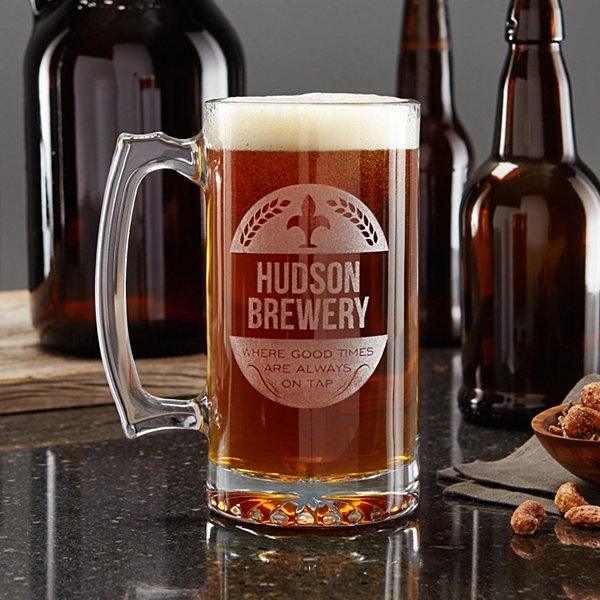 Craft Brew Oversized Beer Mug