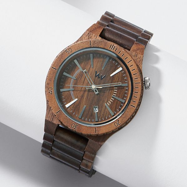 Monogram Wooden Watch