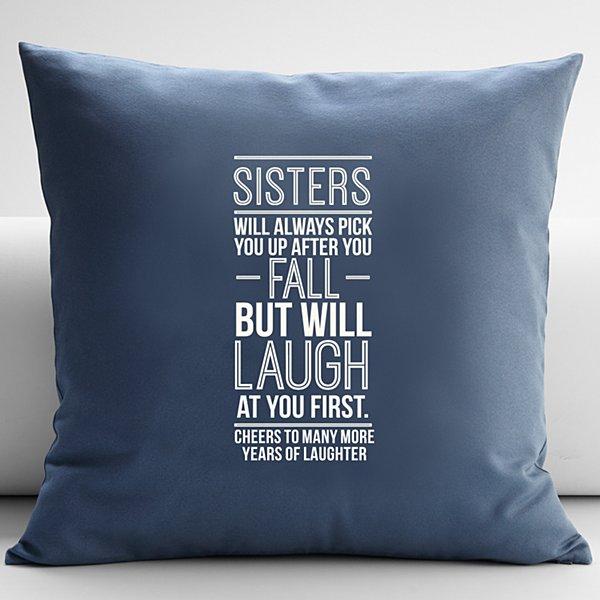 Always Pick You Up Throw Pillow