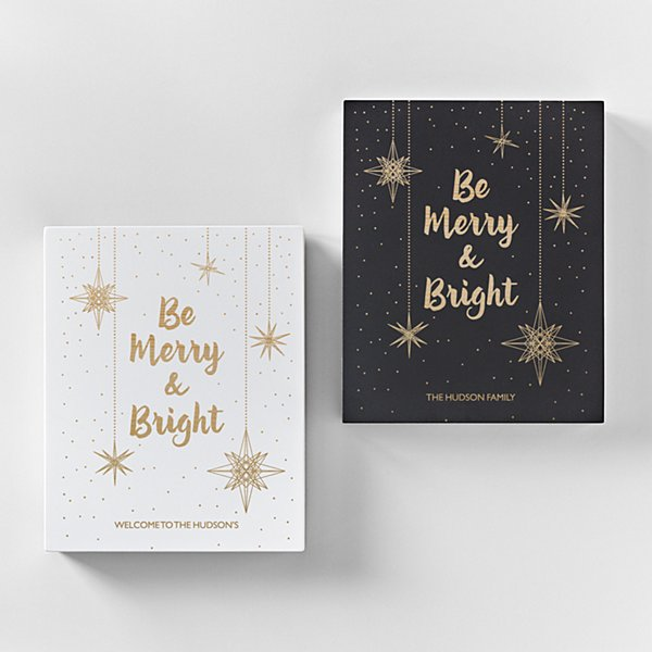 Be Merry & Bright Wooden Wall Art