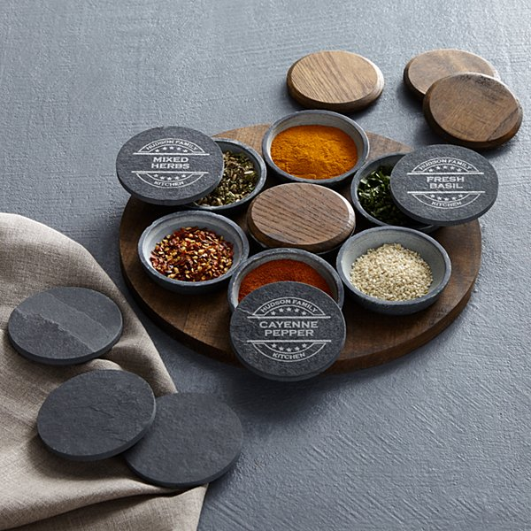 Spice and Condiment Tray