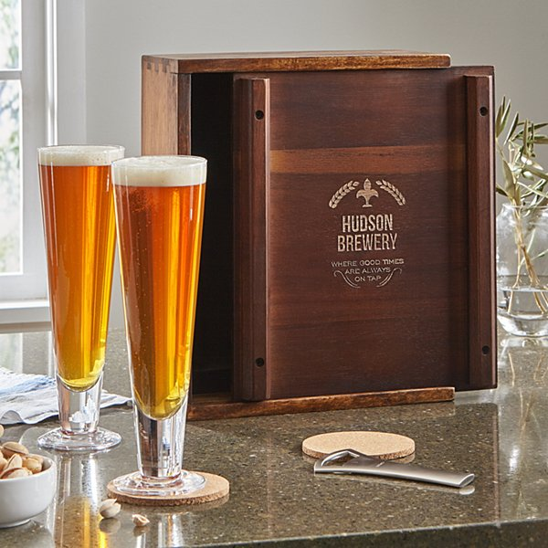 Premier Craft Brew Beer Set