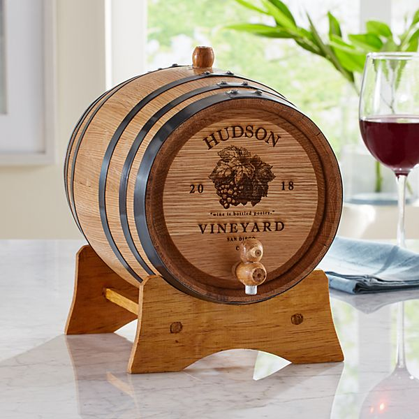 Oak Barrel Wine Making Kit