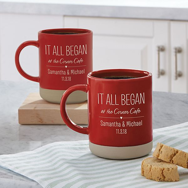 Where It All Began Mug Set