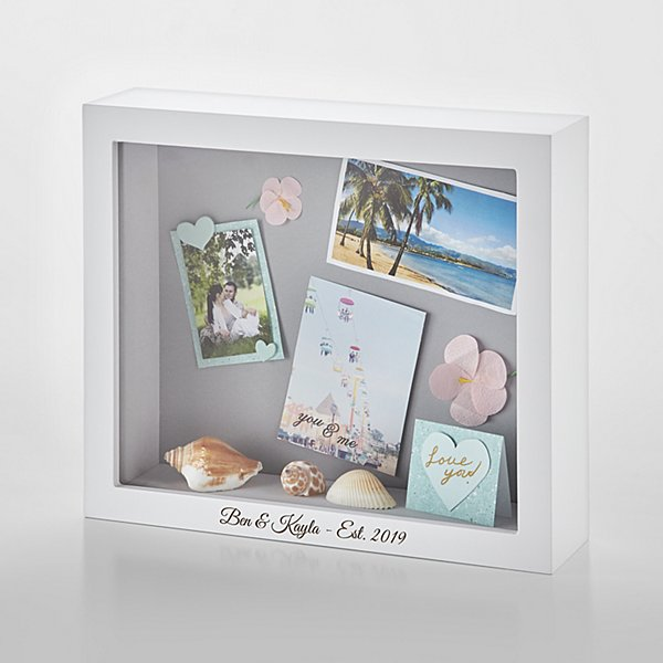 Couples Keepsake Shadowbox
