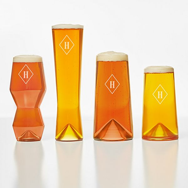 Italian Beer Glass Tasting Set