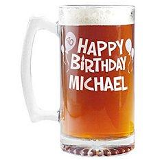 Birthday Oversized Beer Mug
