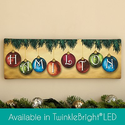 Classic Ornament Canvas
