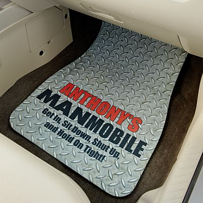 Manmobile Car Mats