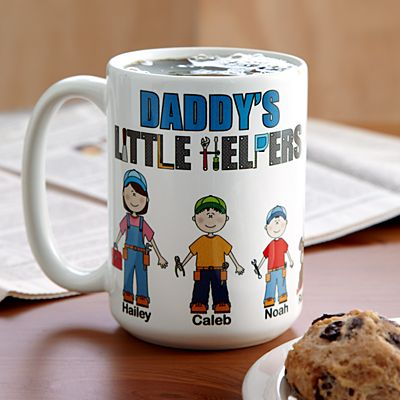 Little Helpers 15oz Mug