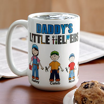 Little Helpers Mug