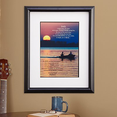 Treasured Memories Framed Print