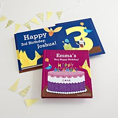 i See Me!® Birthday Book