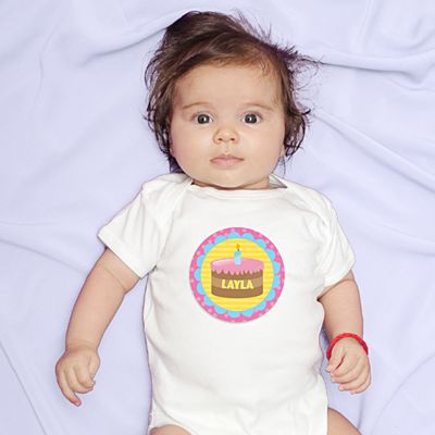Baby Holiday Milestone Stickers