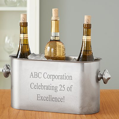 Stainless Steel Multi Executive Bottle Wine Chiller