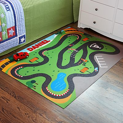 Race Track Playmat