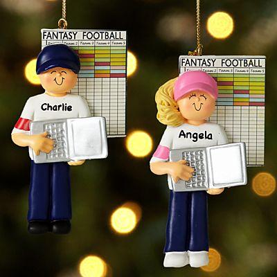 Fantasy Football Ornaments