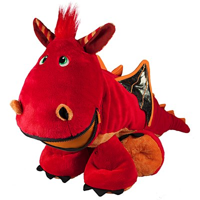 Personalized Stuffies® - Blaze the Dragon
