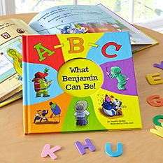 i See Me!® ABC Look What I Can Be! Book