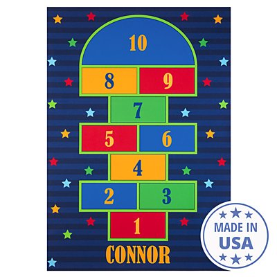 Super Star Hopscotch Playmat