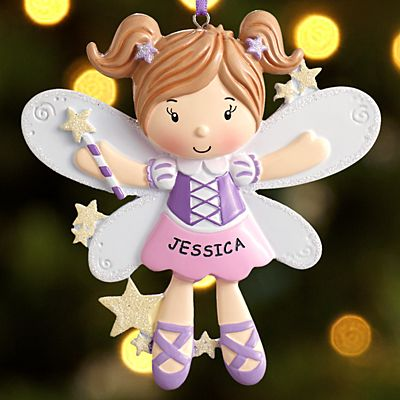 Brightest Star Fairy Ornament