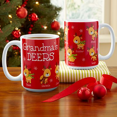 Little Deers 15oz Mug
