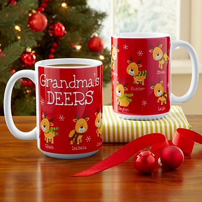 Little Deers Mug