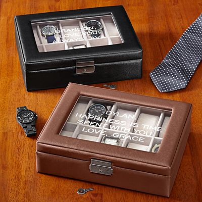 Timeless Treasure Watch Box