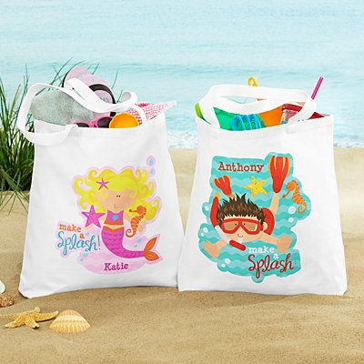 Big Splash Beach Tote