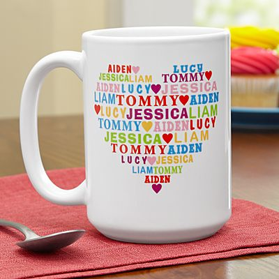 Heart Full of Love 15oz Mug