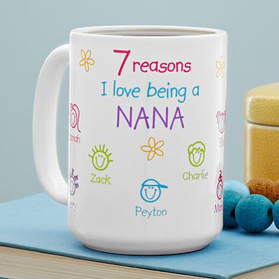 Pastel Reasons Why™ 15oz Mug