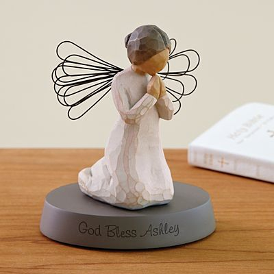 Willow Tree® Angel of Prayer Figurine