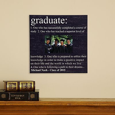 Graduation Definition Frame